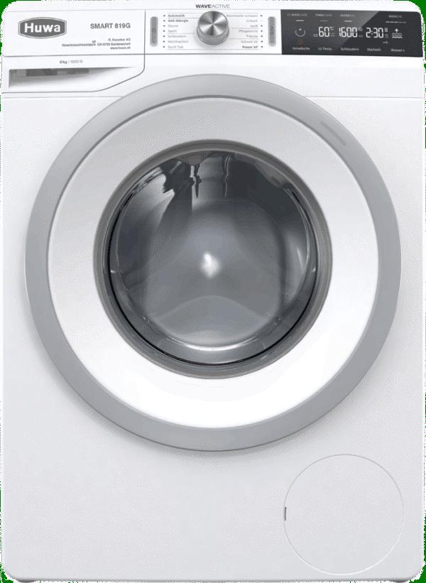 Waschmaschine Smart 819G weiss