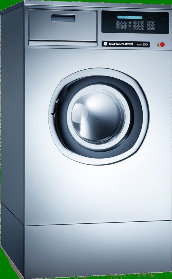 Waschmaschine Spirit industrial WMI 100 Chromstahl