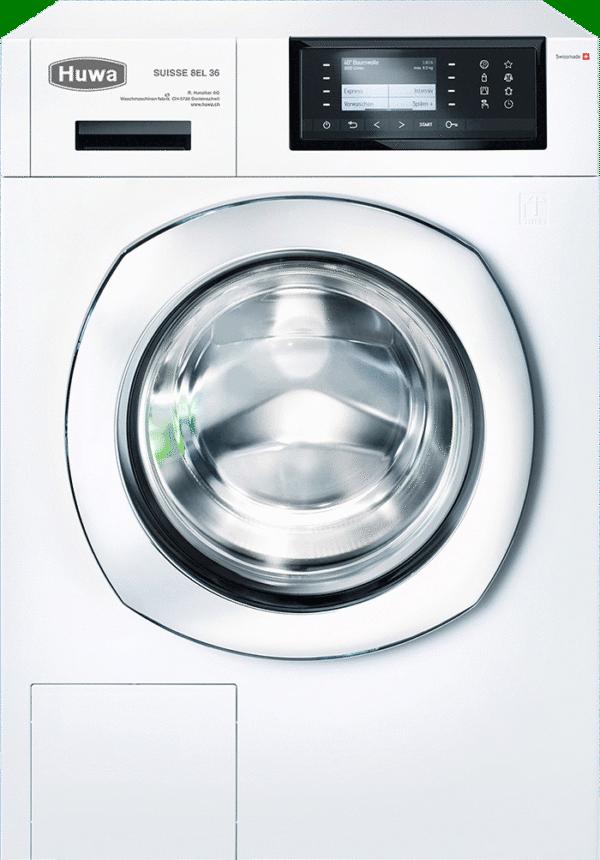 Waschmaschine Suisse 8EL 36 weiss