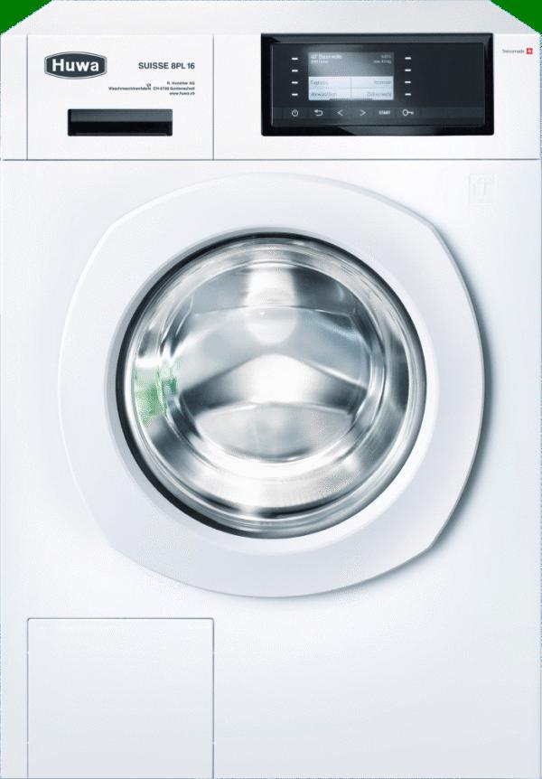 Waschmaschine Suisse 8PL 16 weiss