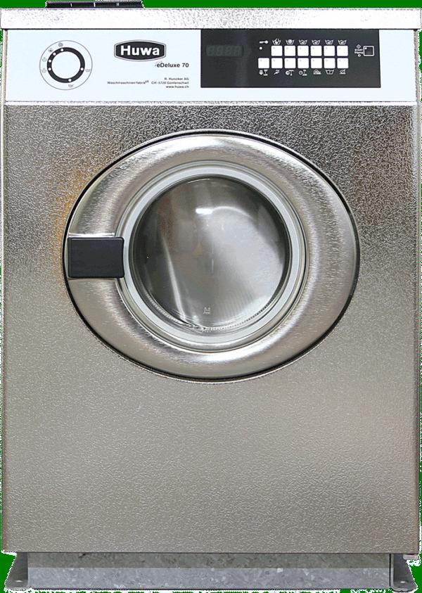 Waschmaschine eDeluxe 70 Professional Chromstahl