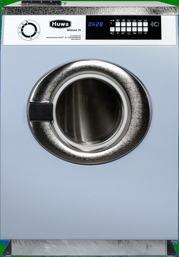 Waschmaschine eDeluxe 70 aluminium