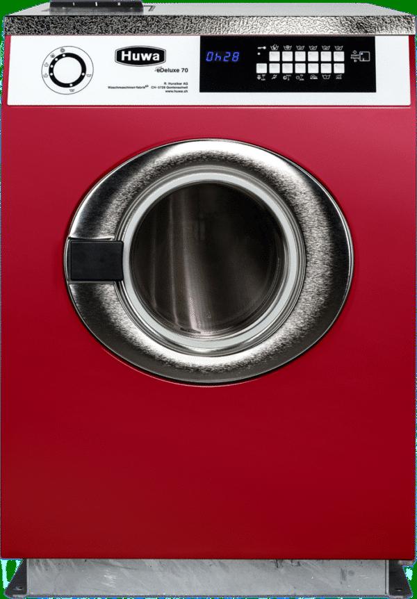 Waschmaschine eDeluxe 70 rubinrot