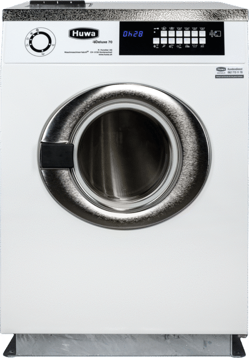 Waschmaschine eDeluxe 70 weiss