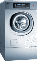 Waschmaschine Spirit proLine WEI 9100 Chromstahl