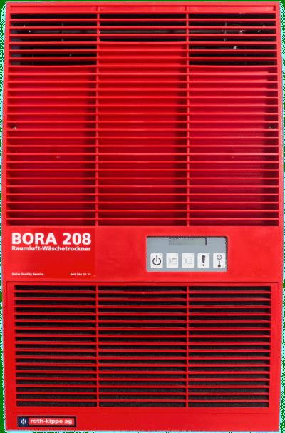 Raumluft Waeschetrockner Bora 208 rot